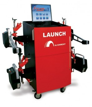 LAUNCH X-631+ Wheel Alignment